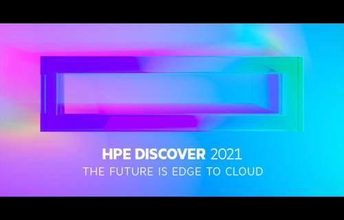 大世科-[EDM] 6/23-6/25 HPE Discover2021年度大會, 歡迎報名參加!